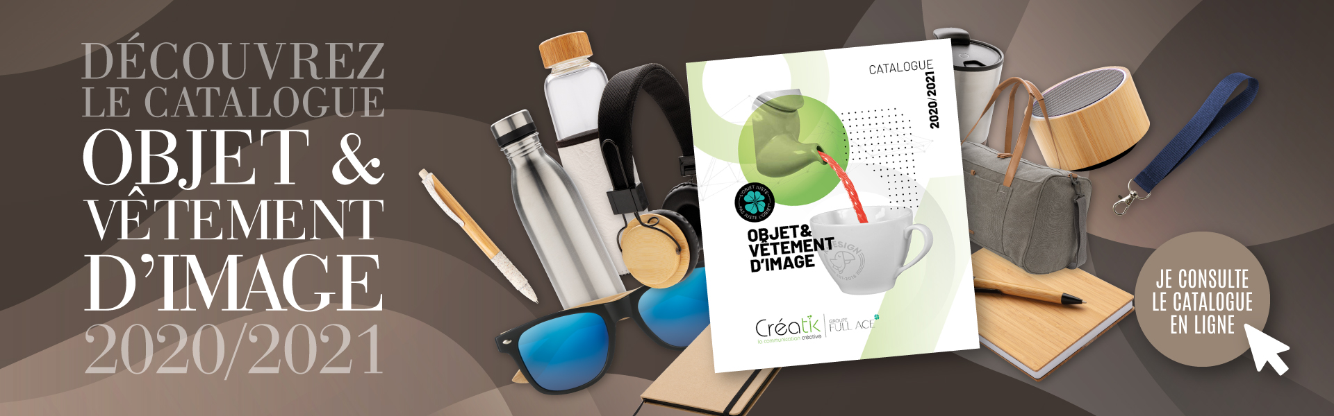 Catalogue Creatik 2020